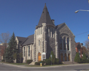 MacKay United Church